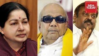Ground Zero With Rajdeep Sardesai : Tamil Nadu Elections 2016