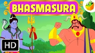 Bhasmasura | Indian Mythological Stories | English Stories for Kids and Childrens