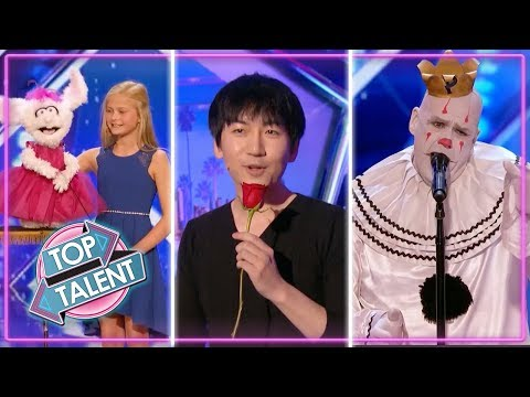 BEST Auditions From America s Got Talent 2017 Top Talents