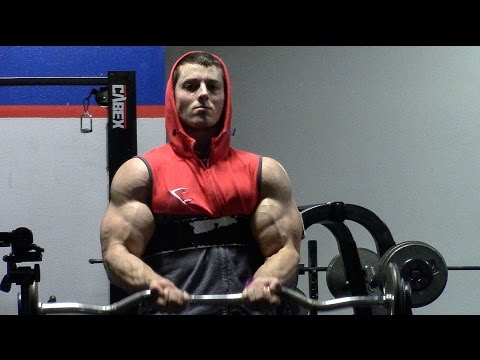 COMPLETE ARM WORKOUT w Zach Zeiler