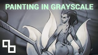Painting In Grayscale