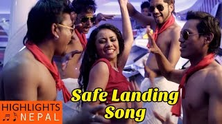 Babulal - Video Song | SAFE LANDING New Nepali Movie Hot Item Song 2016/2073