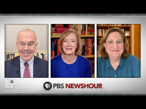 Brooks and Marcus on American politics in 2020 and its impact on Democracy
