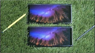 Samsung Galaxy Note 9 vs. Note 8: A Note-able Upgrade!