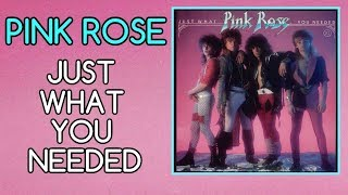 Pink Rose - Just What You Needed (1988) [Album complet]