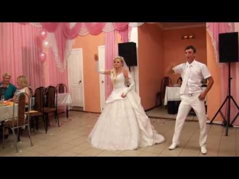 Нарезка на свадьбу танец молодых