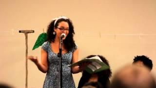 Terri Janée Artis - The Vagina Monologues 3/21/2014