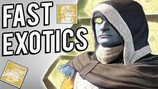 Destiny: The Absolute BEST Exotic Engram Farm Still Working!