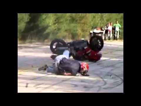 Las mejores caidas en motos del mundo