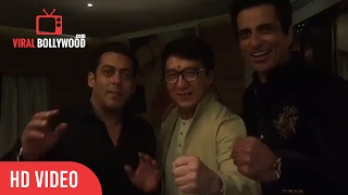 Salman Khan, Jackie Chan, Sonu Sood Together | Hindi Chini Bhai Bhai | Kung Fu Yoga