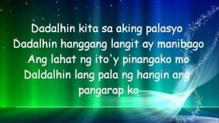 Dadalhin lyrics by Bryan Termulo