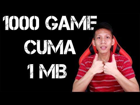 1000 GAME CUMA 1 MB DI ANDROID ! GAME FAVORIT GENERASI 90 AN !