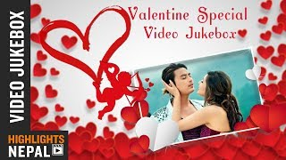 Valentines Special Video Jukebox | Top 5 Romantic Movie Songs | Highlights Nepal