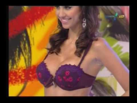 LINGERIE FRUIT DE LA PASSION superpop desfile dia dos namorados parte 1