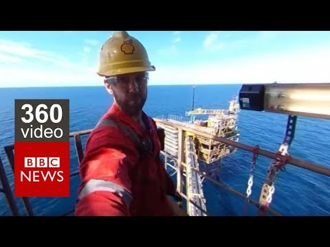 Xxx Mp4 In 360 Life On An Oil Rig BBC News 3gp Sex