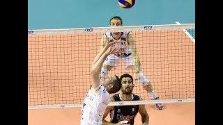 Setter Dump   Toniutti   France vs Brazil FIVB Volleyball world league 2017 FINAL