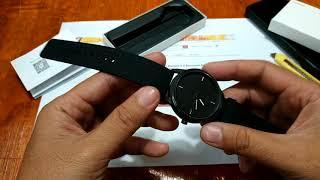 [Review] Lenovo Watch - Simple Beautiful Hybrid Smartwatch