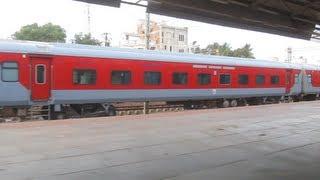 Purushottam Express LHB Rake Puri .
