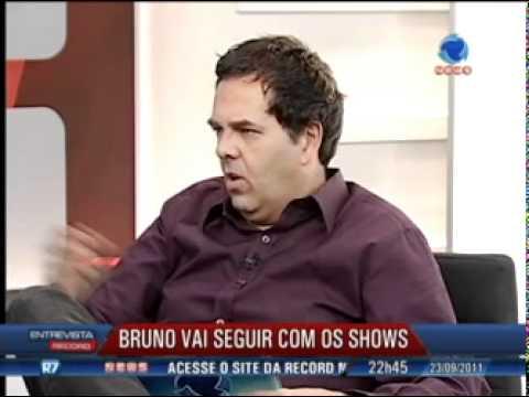Bruno fala sobre sua vinda a San Francisco