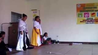 Interpretative Dance - PAG - IBIG SA TINUBUANG LUPA
