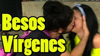 BESOS VÍRGENES | Logan y Logan