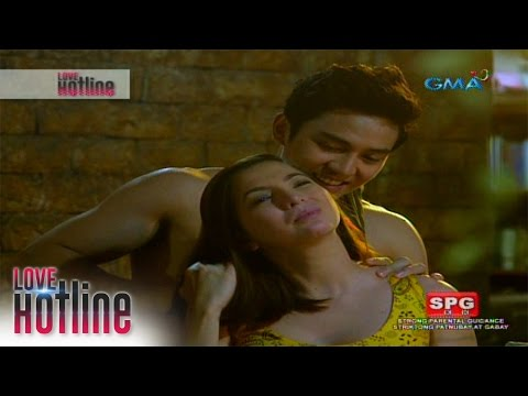Love Hotline: Maui Taylor and Jak Roberto in