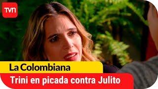 Trini en picada contra Julito | La Colombiana - T1E73