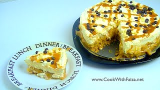 BANOFFEE PIE *COOK WITH FAIZA*
