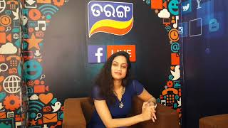 Gargi Mohanty | Priya of Ranee Odia Serial | Tarang Live Zone