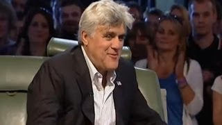 Jay Leno Interview and Lap - Top Gear - BBC