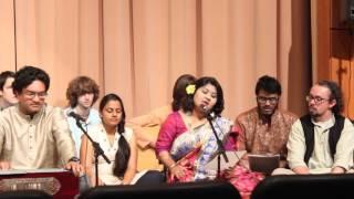 Eso Hey Boishakh - Joyeeta Das with Auburn Indian Music Ensemble