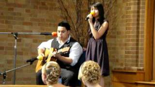 Wedding Duet 'So in love with you - UNV' Cover