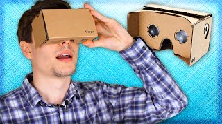 Google Cardboard! (Overview and Demo)