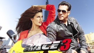 Salman Khan & Jacqueline To Shoot RACE 3 In Dubai ?