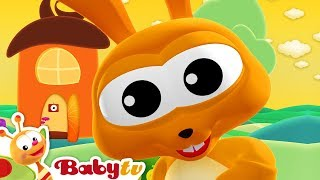 Rabbit Jack - Nursery Rhymes - By BabyTV