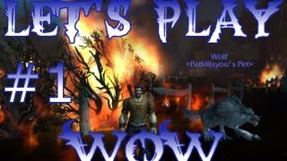 Let's Play WoW Ep. 1 - The Ultimate Character - World of Warcraft