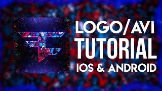 HOW TO MAKE A LOGO/AVI ON IOS & ANDROID (Ps Touch #3)