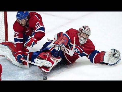 NHL Clutch OT Saves