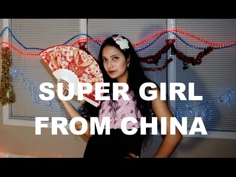 Dance on Super Girl From China video Song