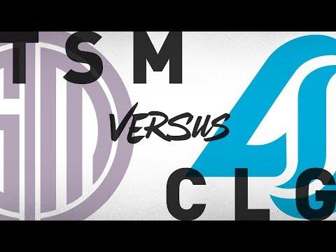 Xxx Mp4 TSM Vs CLG Week 1 Day 1 NA LCS Summer Split TSM Vs Counter Logic Gaming 2018 3gp Sex