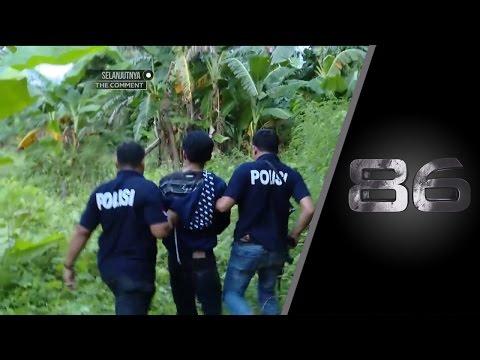 86 Penangkapan Pelaku Pemerkosa di Daerah Pinrang