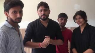Mhari dhani promotion byte || Ajay hooda 2016 songs||Anu kadyan|| Satey raiya||Anjali raghav
