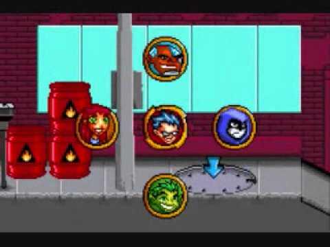 Teen Titans gba walkthrough part 4