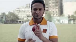 Shakib-Al-Hassan World No 1 Allrounder (Arm ball tips)