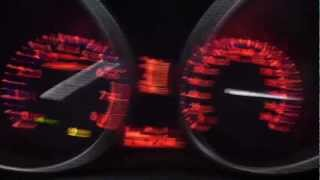 Mazda 3 MPS BL Beschleunigung 0 - 250 km/h
