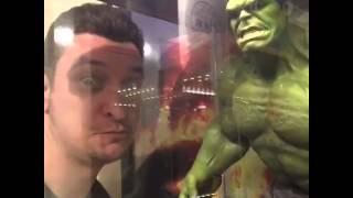 Hot toys 1/6 hulk review