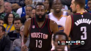 James Harden Gets 4th Triple Double of the Season l 12.01.16