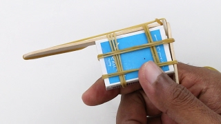 How to Make a Toy Gun that Shoots