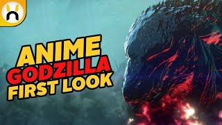 Godzilla Monster Planet Anime First Look Revealed