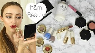 h&m Beauty | Haul/ First Impressions